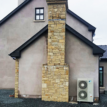 heatpumps Ireland | NRG Panel