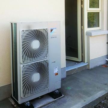 heatump installers | NRG Panel
