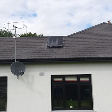 Thermo solar energy installation Ireland | NRG Panel