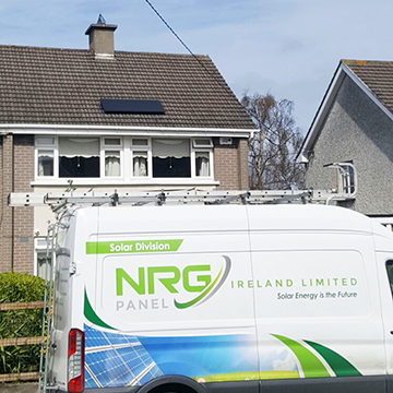 Thermo solar energy installers Ireland | NRG Panel