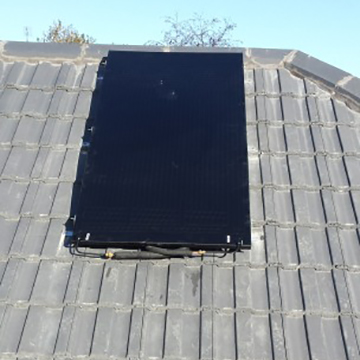 Thermodynamic solar energy Ireland | NRG Panel