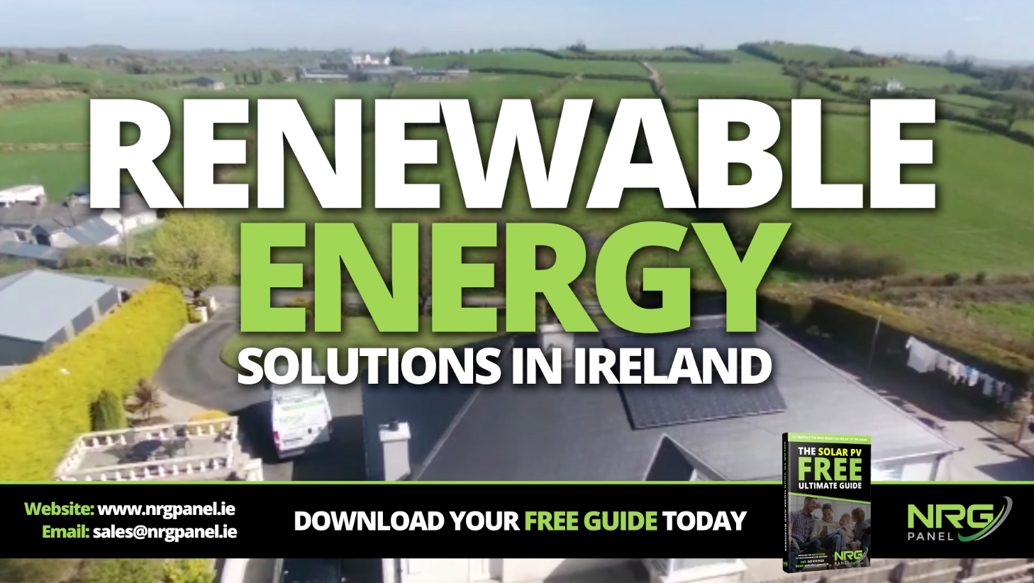 renewable energy solutions Ireland | NRG Panel