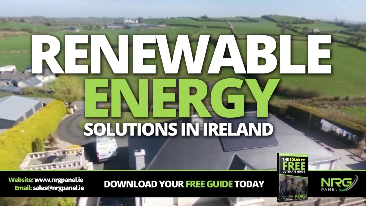 renewable energy solutions Ireland | NRG Panel