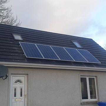 solar panels for homes Ireland | NRG Panel