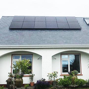 solar panel installation Ireland | NRG Panel