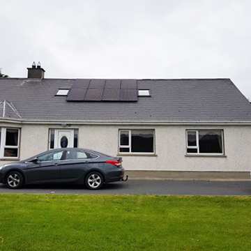 small solar panel installation | NRG Panel