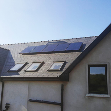 solar energy on your house | NRG Panel