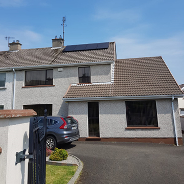 solar pv panels Ireland | NRG Panel