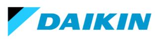 Heat pump - NRG Panel - Daikin Logo