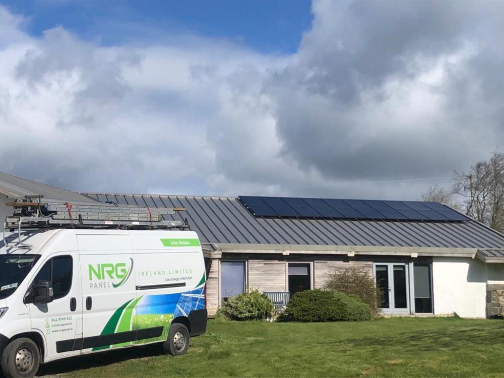 SOLAR PANELS IRELAND - LOUTH - NRG PANEL