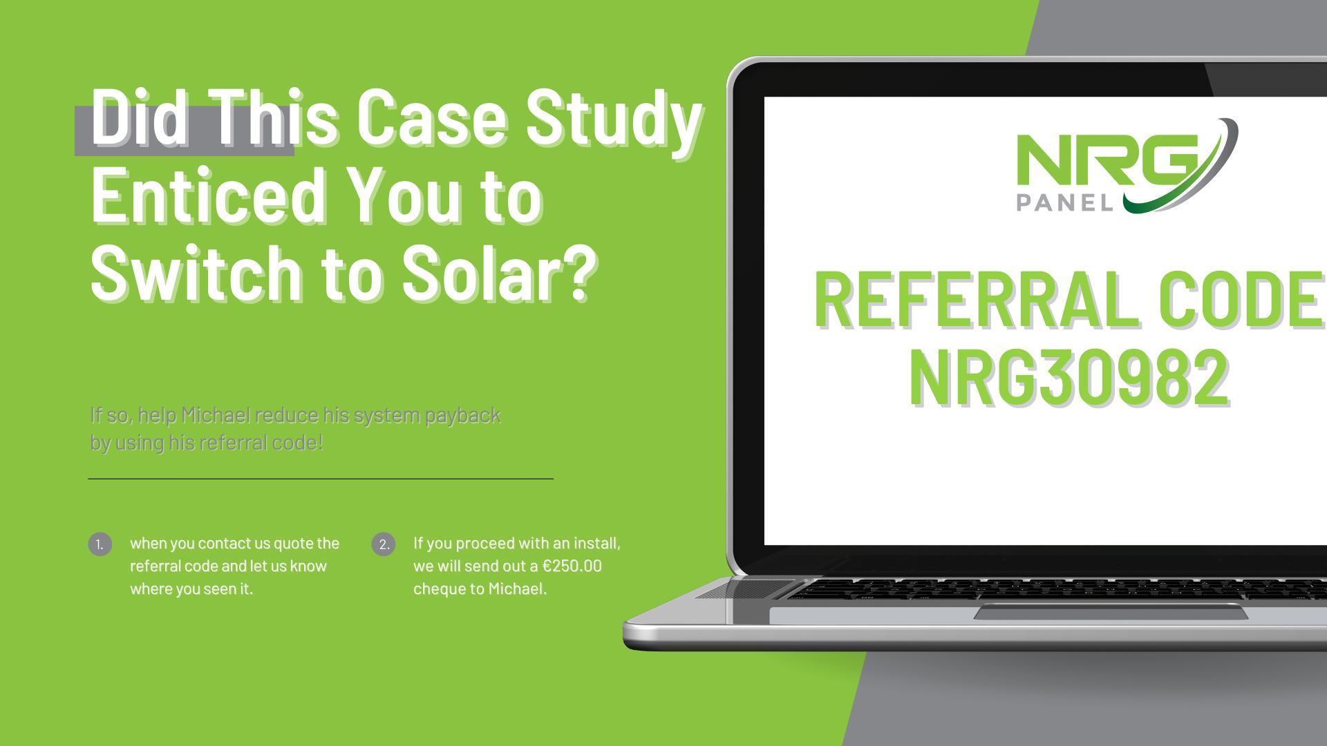 Case Study - Solar Panel Install Co. Kilkenny - NRG Panel - #2