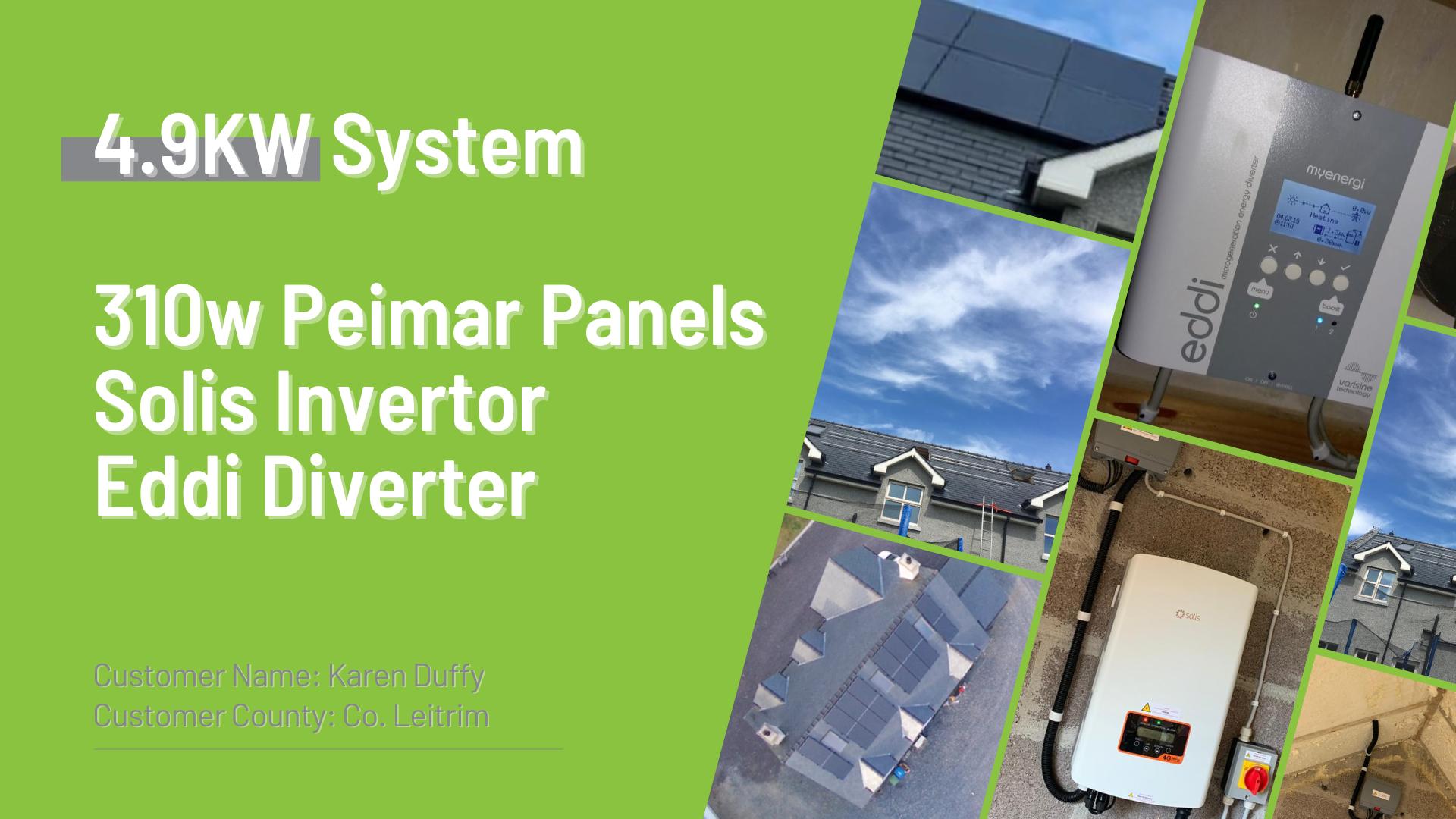 Case Study - Solar Panel Install Co. Leitrim- NRG Panel - #2