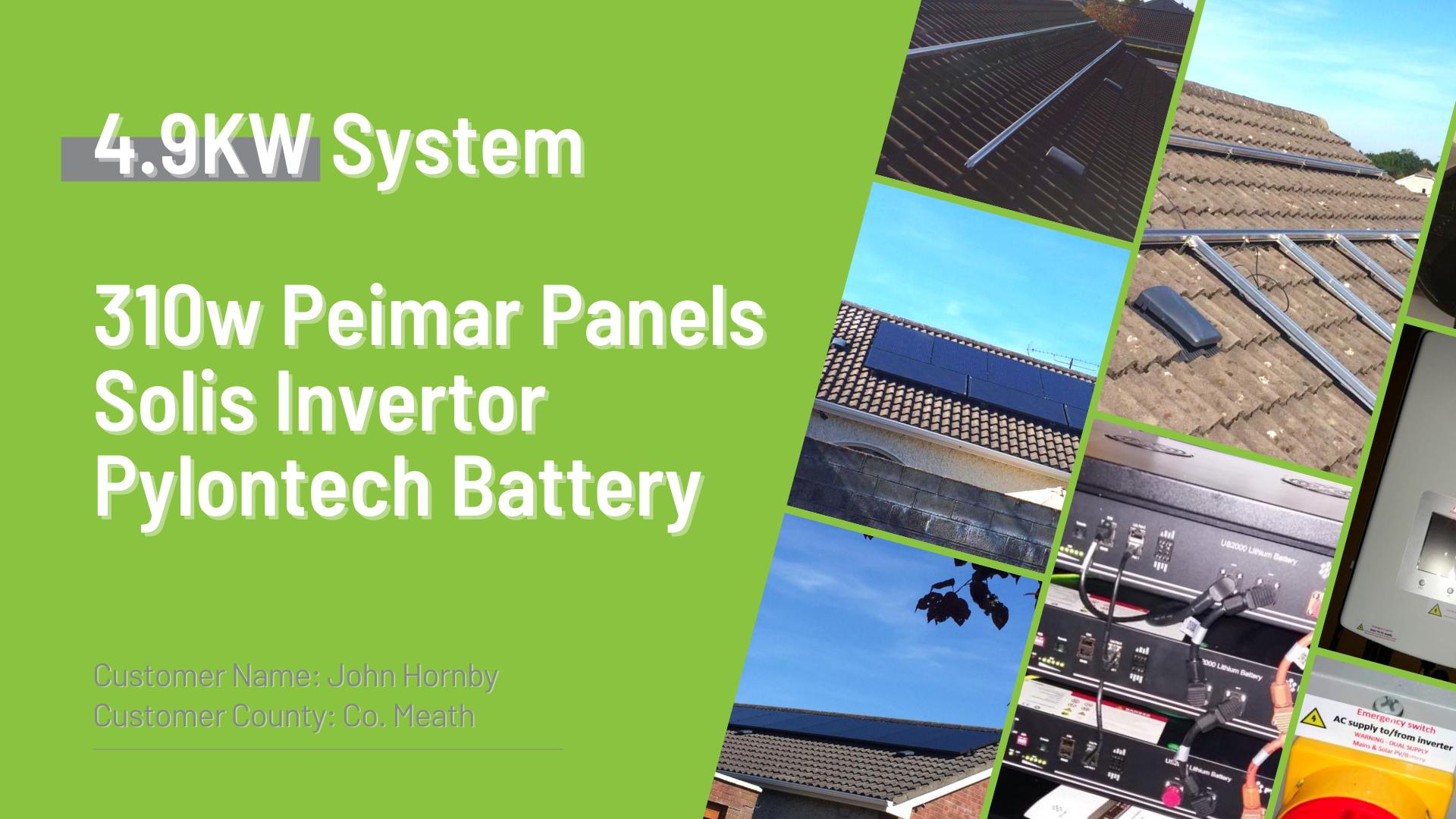 Case Study - Solar Panel Install Co. Meath - NRG Panel - #1