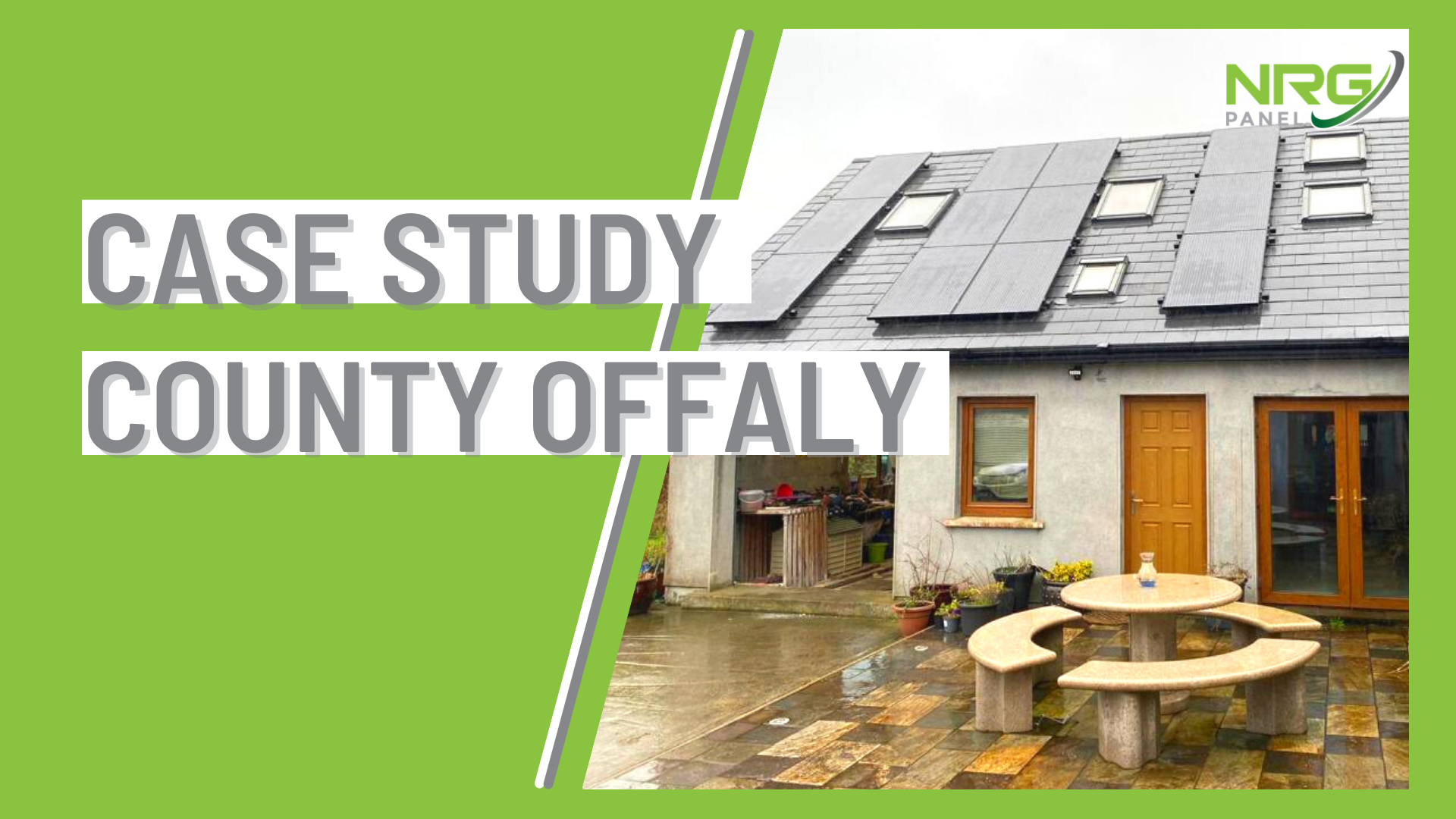 Case Study - Solar Panel Install Co. Offaly - NRG Panel - #2