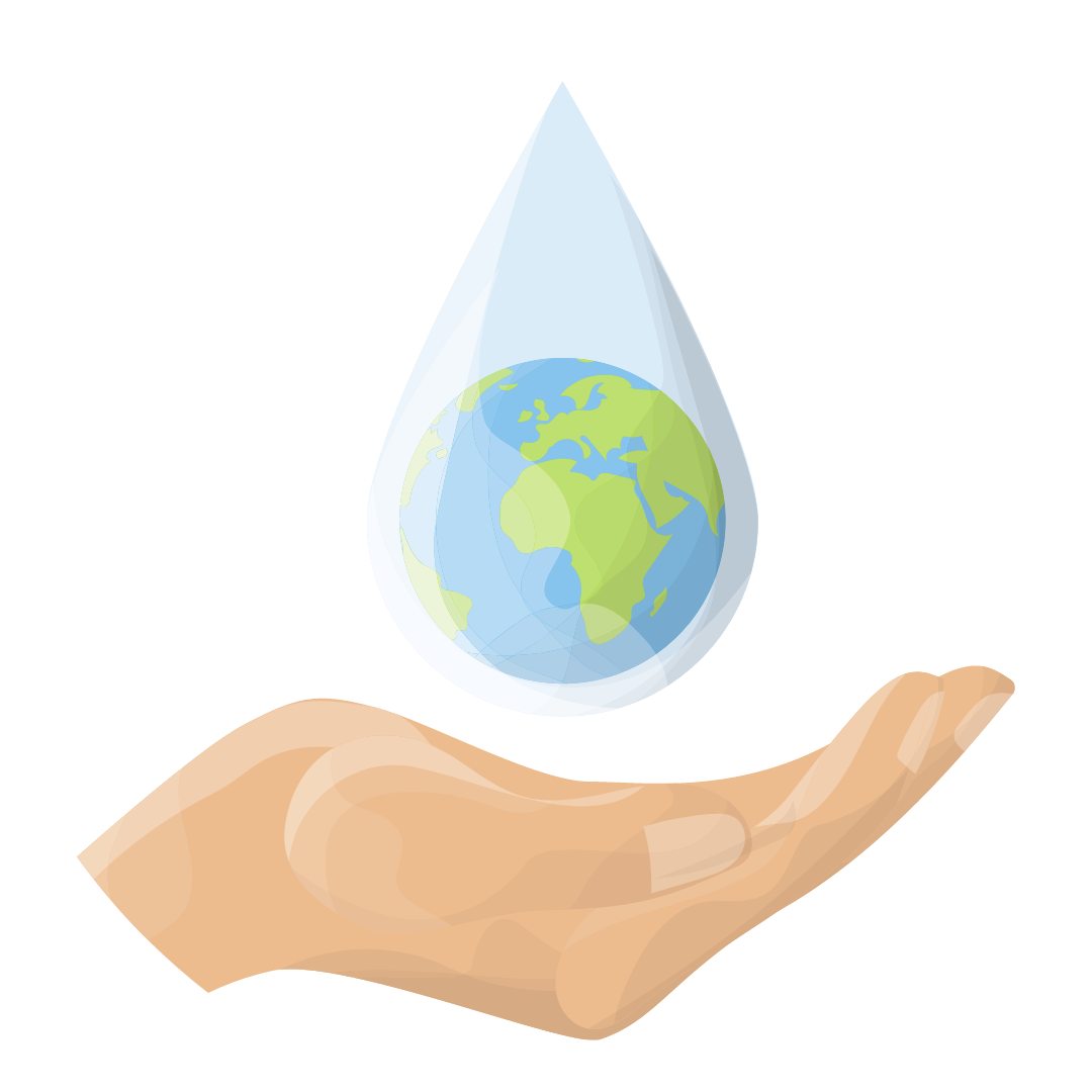 solar panels help us conserve water