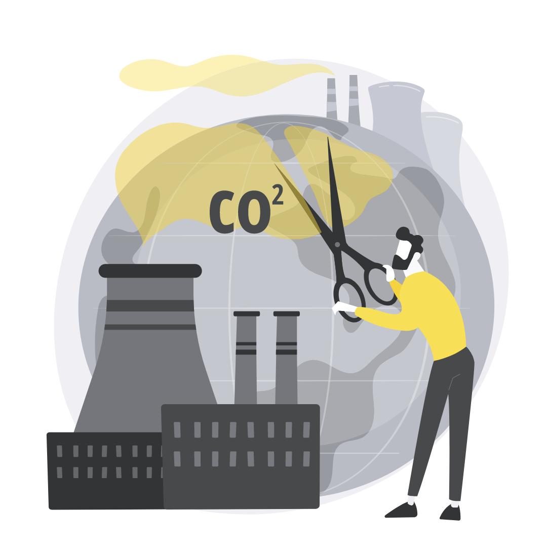 solar panels reduce toxic gas emissions